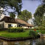 Githorn: Idilično selo u Holandiji u kome automobili nisu dobrodošli