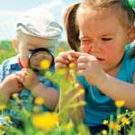Priroda povoljno utiče na razvitak deteta